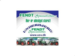 Underbjerg Fendt Specialisten