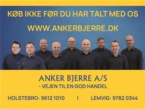 Anker Bjerre A/S - Holstebro