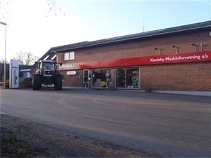 Kædeby Maskinforretning A/S